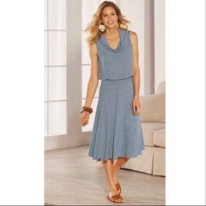 Soft Surrounding Blue Kerry Dress